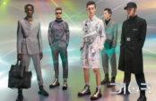 Dior Homme : une campagne futuriste pour présenter la collection Pre-Fall 2019