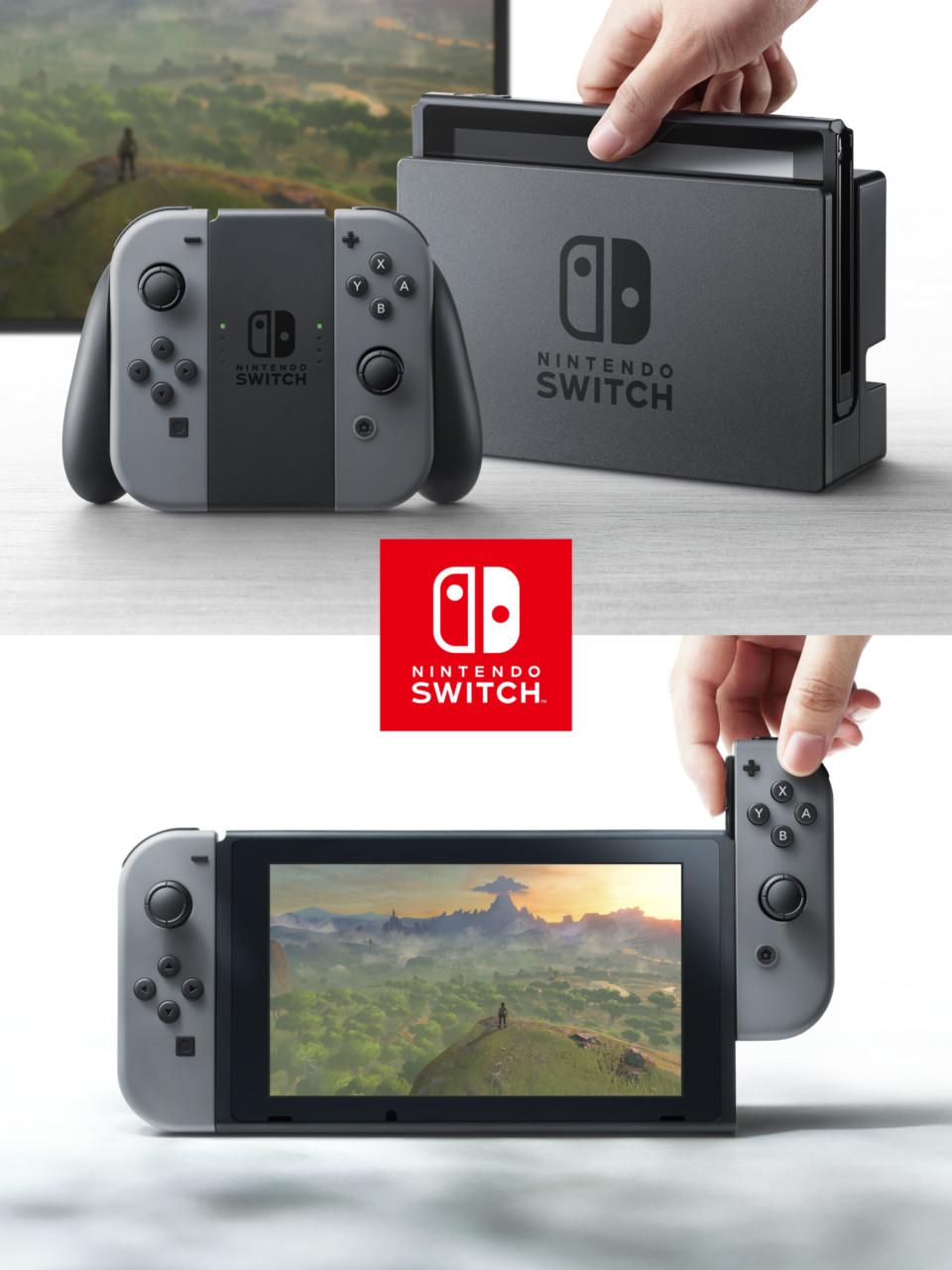 Nintendo Switch : deux nouveaux modèles attendus en 2019