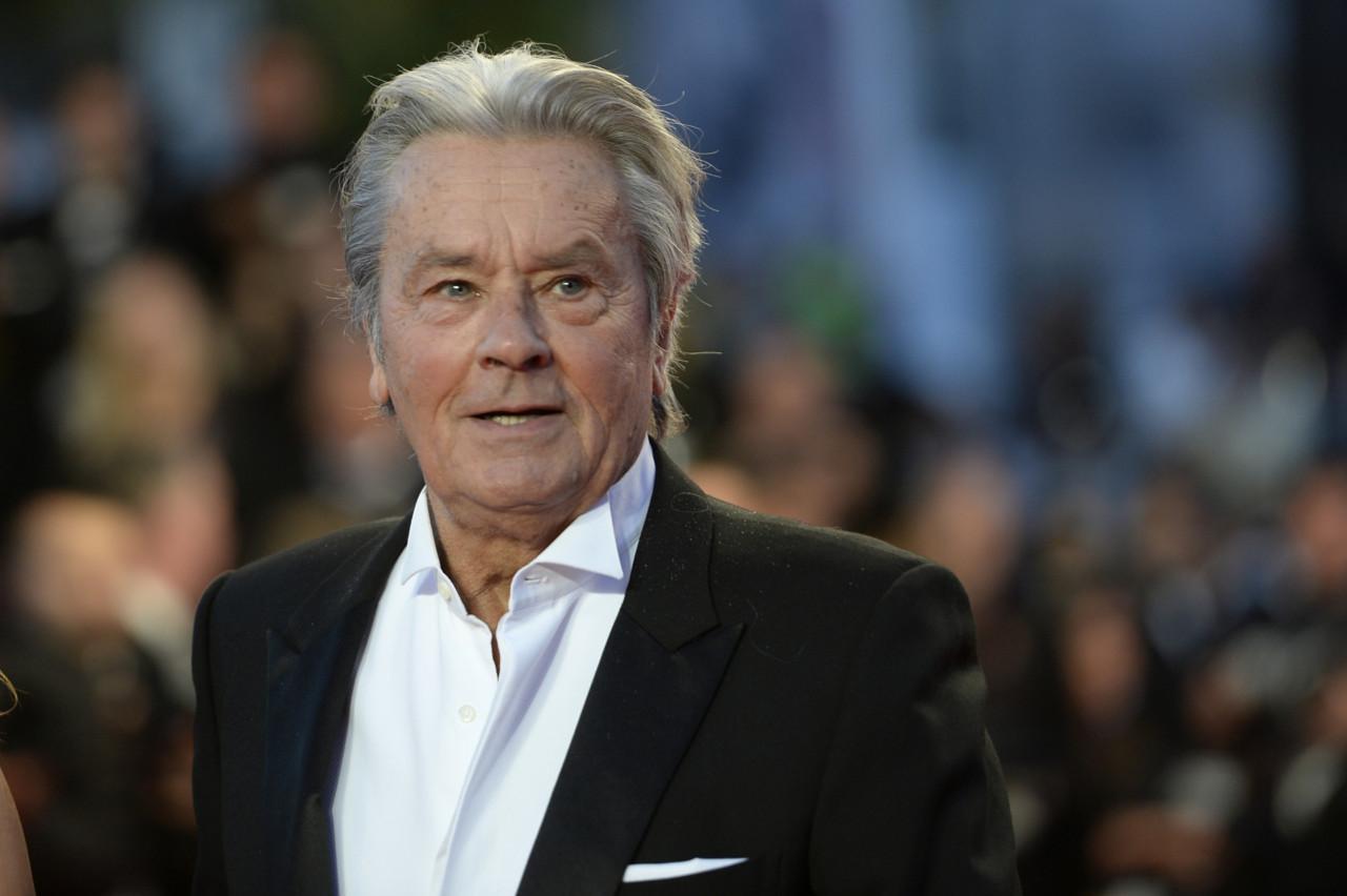 Festival de Cannes: une Palme d'honneur pour Alain Delon
