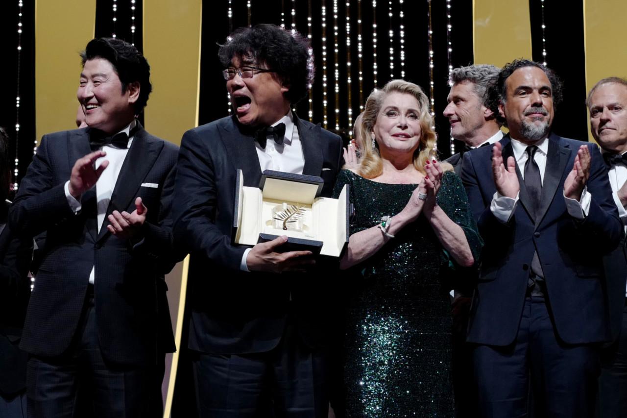Cannes 2019 : la Palme d'or pour Bong Joon-ho