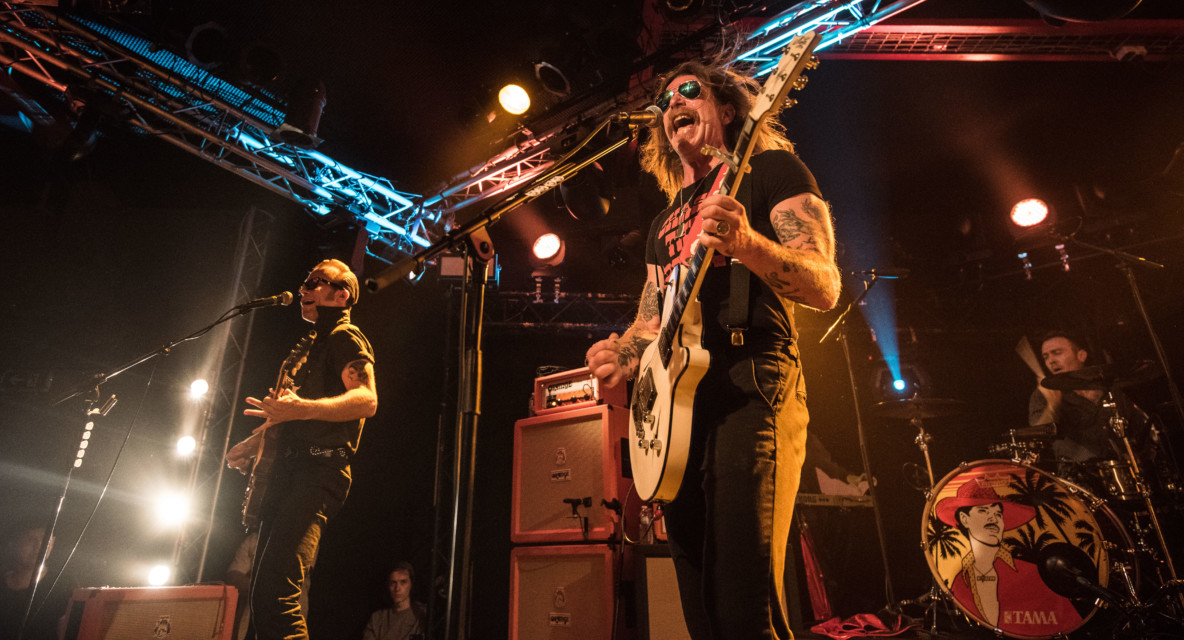 Eagles of Death Metal : all about ladies à l'Atelier