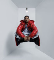 Will Smith lévite pour Moncler