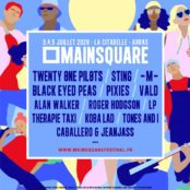 Main Square 2020 : 13 NOMS POUR LANCER LES FESTIVITÉS