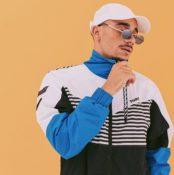 Mister V devient l'ambassadeur de la marque Hummel