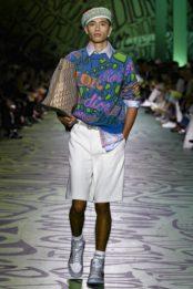 Kim Jones fait rimer couture, art, et sport avec sa nouvelle collection