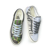Vans signe le retour des chaussures dépareillées