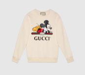 Gucci crée une collection sur le thème de Mickey