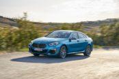 La BMW Série 2 Gran Coupé élue «plus belle voiture de l'année»