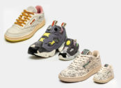 Reebok imagine une capsule Tom & Jerry