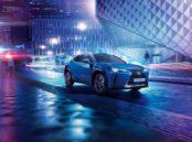 La première Lexus 100% électrique va faire son apparition