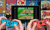 Fin d'une panne géante des services en ligne de Nintendo