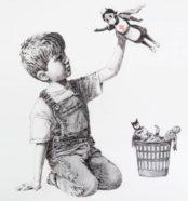 Coronavirus : Banksy rend hommage aux soignants
