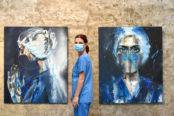Gilliane Warzée : «mettre à l'honneur le courage du personnel soignant»