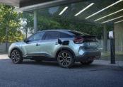 Citroën présente sa première berline compacte tout électrique
