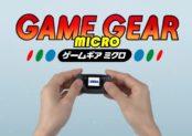 Sega fête les 30 ans de la Game Gear avec une mini console