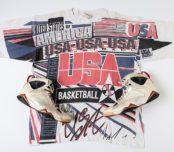 Une vente consacrée à Michael Jordan organisée par Christie's