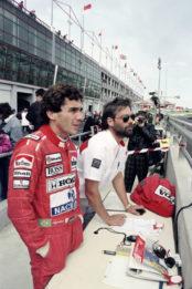 Netflix produit une mini-série sur Ayrton Senna