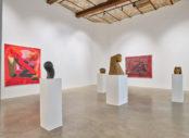 Sarah Peters et Celeste Rapone investissent la galerie Zidoun-Bossuyt
