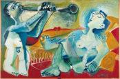 Picasso, mélomane récalcitrant, génie de la musique en peinture