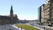 Luxembourg : le Tram arrivera à la gare en fin d'année