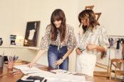 Clara Luciani s'essaie à la mode avec Sandro