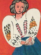 Matisse au Centre Pompidou: le foisonnement d'une oeuvre heureuse
