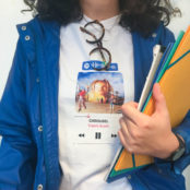 MonSon T-shirt : assume ton style en musique