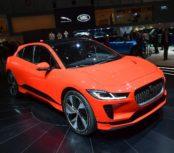 Jaguar passera au tout-électrique à partir de 2025