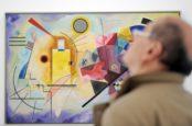 Kandinsky en son, en couleur et en sensations