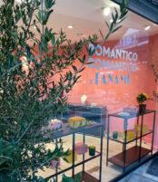Romantico Romantico X Paname imaginent le pop-up parfait