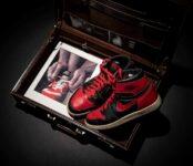 Christie's consacre une nouvelle vente aux mythiques Air Jordan