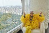 Iris Apfel, 100 ans et une première collection pour H&M