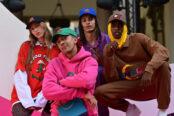 Benetton s'offre une cure de jouvence en s'associant au rappeur Ghali